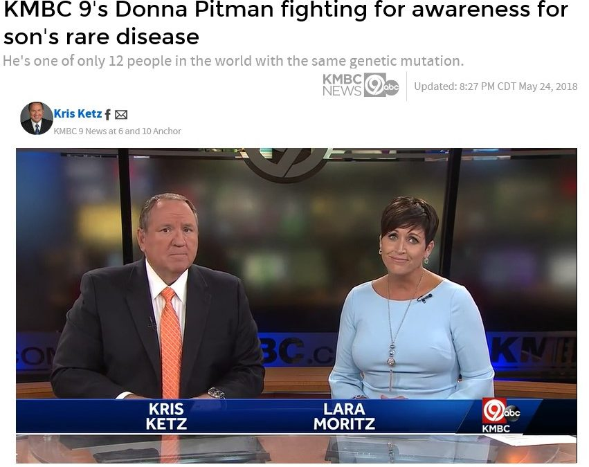 KMBC-TV'S Pompe Story: Both Sides Now