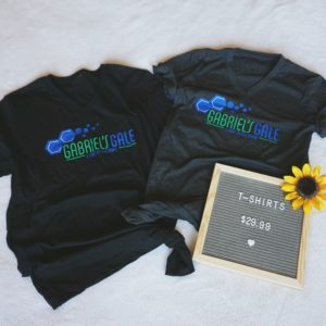 Gabriel's Gale T-shirts
